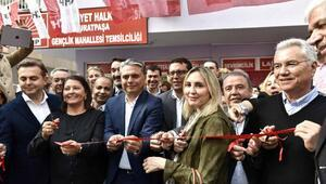 CHPnin mahalle temsilciliği açıldı