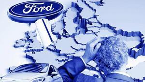 GM'den sonra Ford da Avrupa'dan çıkacak mı