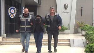 MHPli Büyükatamanın villasına giren hırsız yakalandı