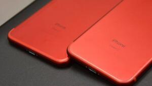 Appledan kıpkırmızı iPhone 8 geliyor