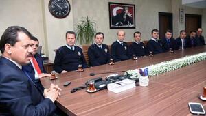 Yeldan: Polisimiz, yargı hizmetinin güvenli şekilde yapılmasını sağlıyor
