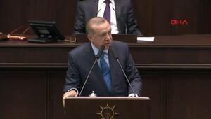 Erdoğan'dan flaş sözler: Kimden gelirse gelsin bedelini ağır ödeyecekler