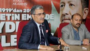 AK Partili Konuk: Yatırımlar Karamana büyük değer katacak