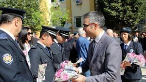Dinarda Türk Polis Teşkilatının kuruluşu kutlandı