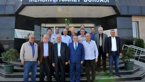 Mersin Ticaret Borsası seçimleri sonuçlandı