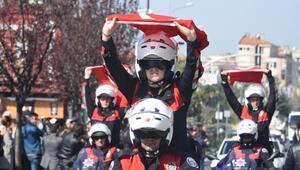 Trakyada polis haftası kutlamaları