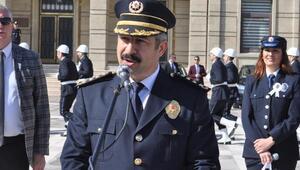 Türk Polis Teşkilatının kuruluş yıldönümü kutlandı