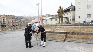 Polisler için Bitliste yaş pasta, Hakkaride kurban kesildi