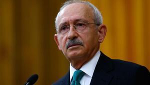 Kılıçdaroğlu'nun reddi hakim talebi reddedildi