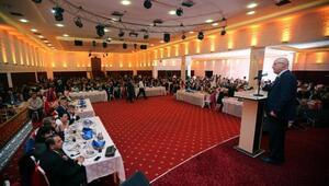 Başkan Yaşar, Batıkent esnafı ile buluştu