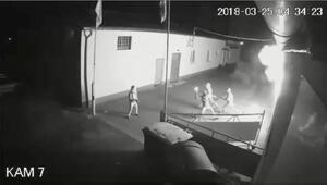 Camiye çirkin saldırıyı üstlendiler