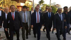 Başbakan Yardımcısı Işıktan Demreye ziyaret