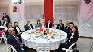 Muğlada emniyet teşkilatının kuruluş yıl dönümü için yemek verildi