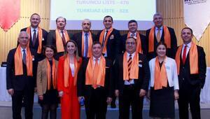 Tahsin Öztiryaki İDDMİBin yeni başkanı oldu