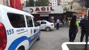 Dur' ihtarına uymayan sürücü açılan ateşle yaralandı