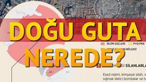 Doğu Guta nerede Kimyasal saldırı ile gündeme gelmişti