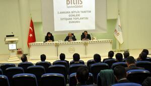 Bitlis Ankara'da 3'üncü Kez Tanıtılacak