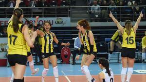 Serinin ilk galibi Fenerbahçe