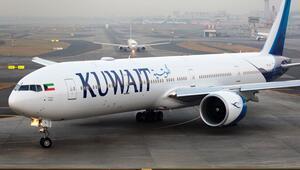 Kuveyt Beyruta tüm uçuşlarını durdurdu