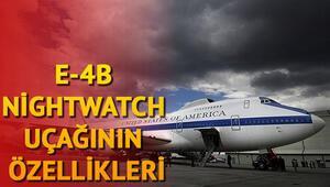 E-4B Nightwatch nedir E-4B Nightwatch uçağının özellikleri