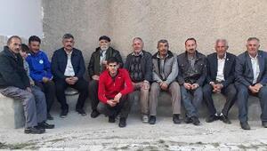 Başkan Akbuluttan yaşlı ve kimsesizlere ziyaret