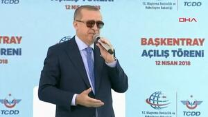 Erdoğan: Bizi döviz kuru üzerinden terbiye edemezler