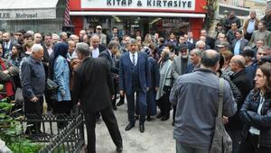 Bartında belediye başkanından termik santral protestosu