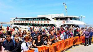 Yunan adalarında vize kolaylığı devam edecek