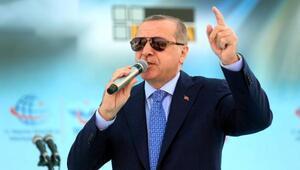Erdoğan: Suriyeyi bilek güreşi sahasına çevirmelerinden rahatsızlık duyuyoruz