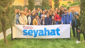 Hürriyet Seyahat 'Burası Neresi'  kazananları ile buluştu