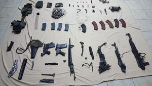 Amanoslarda kırmızı listede aranan PKKlı terörist öldürüldü/ Fotoğraf