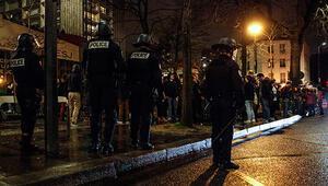 Polisten Sorbonnea gece baskını