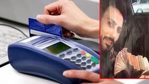 Kredi kartlarını kopyalayıp 3 milyon liralık vurgun yaptı, Balide yakayı ele verdi