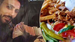 Yemek siparişi tuzağı Milyonluk vurgun sonrası Baliye kaçmışlar