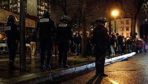 Fransız polisinden Sorbonnea gece baskını