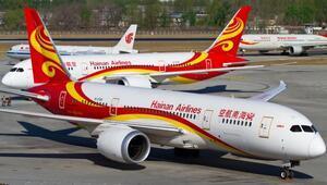 Çinli dev, İsrail uçuşlarını iptal etti