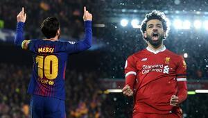 Salah ve Messinin Altın Ayakkabı yarışı