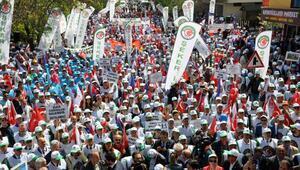 Ankarada şeker fabrikalarının özelleştirilmesine tepki