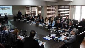 Zonguldak Valisi Çınar turizm projelerini tanıttı