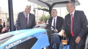 Anadolu Landini, Globe serisi traktörlerin yerli üretimine başladı