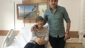 Norveçli turist Kemerde ameliyat oldu