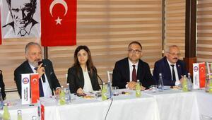 Vali Yılmaz, Çiftlikköy'de incelemelerde bulundu