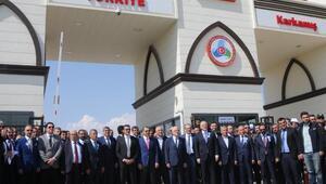 Bakan Tüfenkci: Habur Sınır Kapısını revize ediyoruz (2)