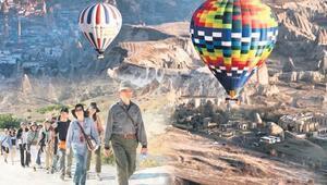 Kapadokya'ya Çin Sokağı