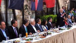 Kılıçdaroğlu: Kimyasal silah kullanmak insanlık suçudur