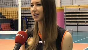 Eczacıbaşı VitrAlı Meliha İsmailoğlu: Milli takım zamanla başarılı olacaktır