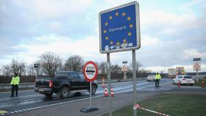 Danimarka, Almanya sınırında uyguladığı kontrolleri uzattı
