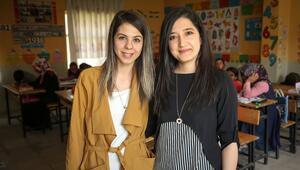 Ev ev gezen öğretmenlerden eğitime davet