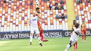 Evkur Yeni Malatyaspor - Aytemiz Alanyaspor: 1-1