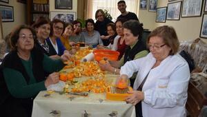 ADDlilerin turunç reçelleri öğrencilere burs oluyor